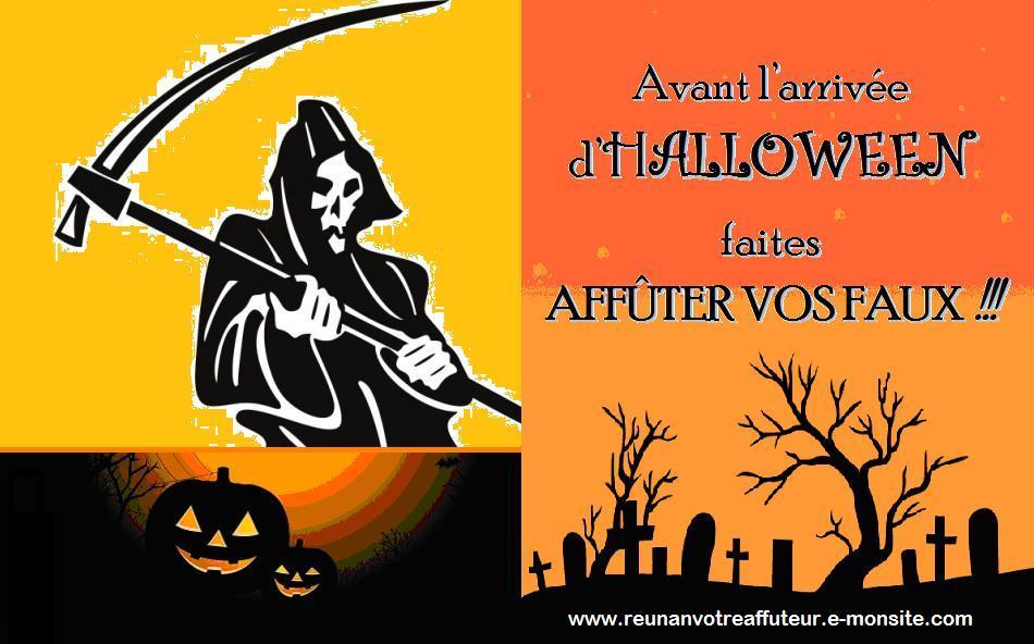 Faux pour halloween 1